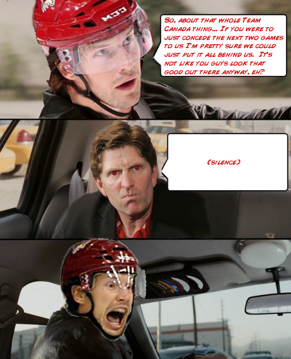 Doan Makes Babs a Proposition