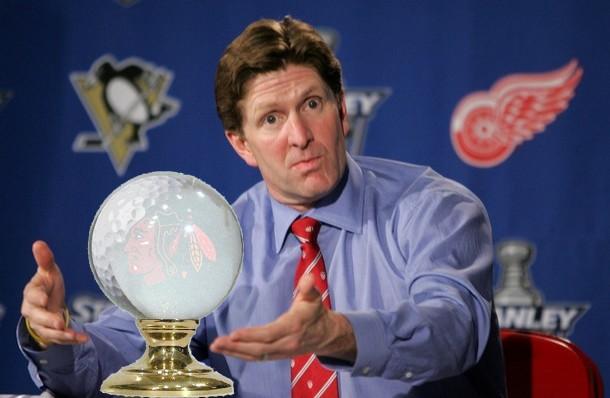 Coach gazes into the Hawks' future
