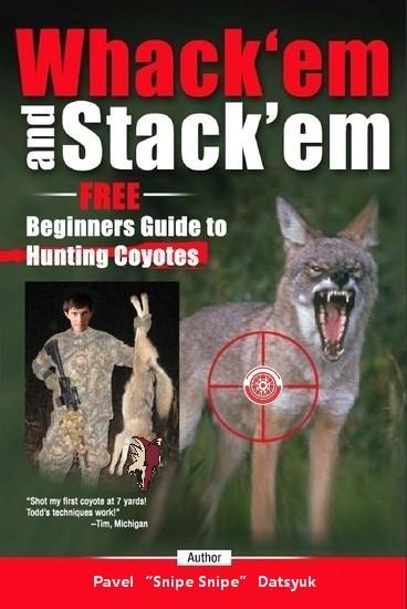 Datsyuk's Book on Coyote Hunting.