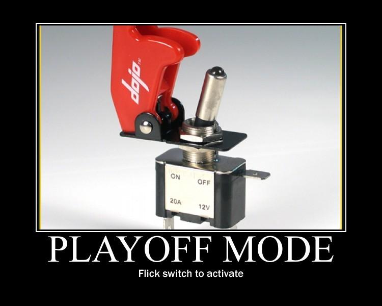 Playoff Mode