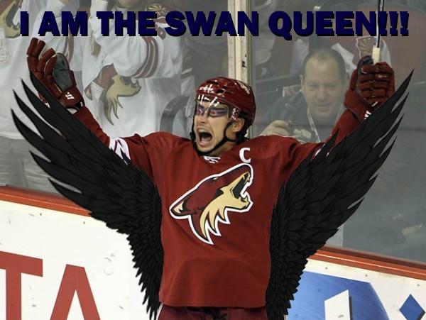 Swan Queen Doan