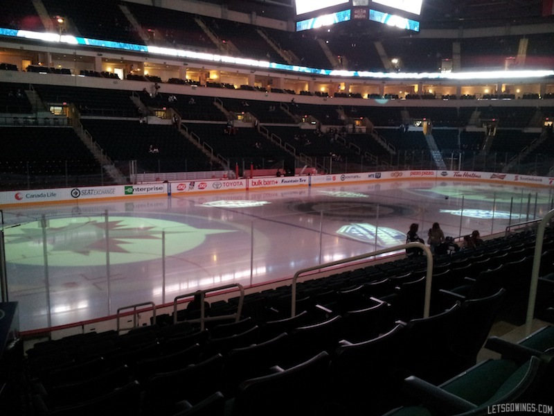 Rink Pre-game