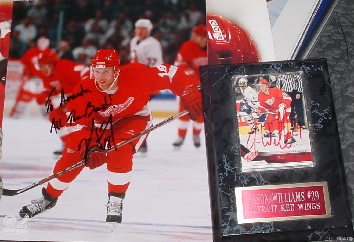 Malts & Willie's autographs