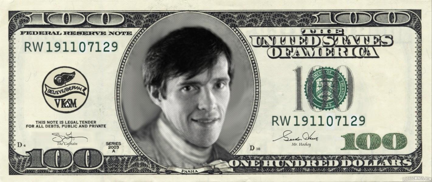 Pasha is Money