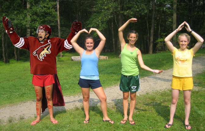 Doan Does The YMCA