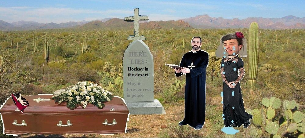RIP Hockey in the Desert