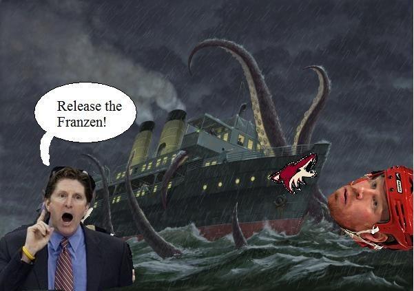Release the Franzen