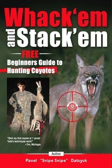 Datsyuk's Book on Coyote Hunting.