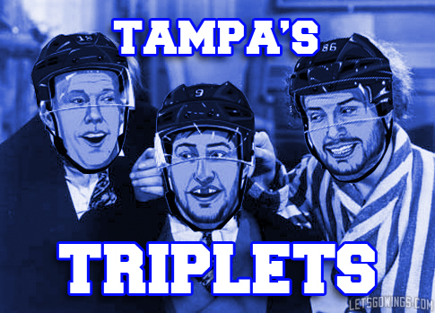 Tampa's Triplets