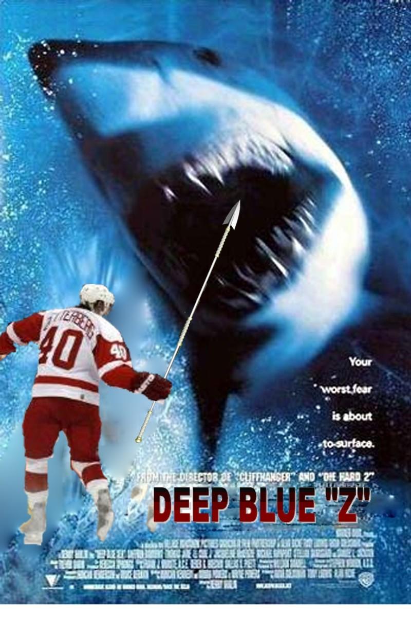"""Deep Blue """"Z"""""""