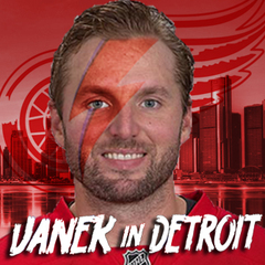 Vanek in Detroit