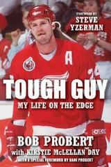 Bob Probert My Life On The Edge
