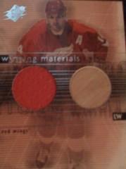 shanahan jersey stick card.