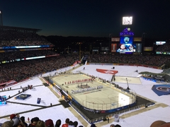 Stadium Series game anthem