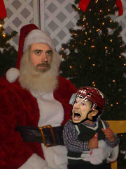 Doan Meets Zetter Claus