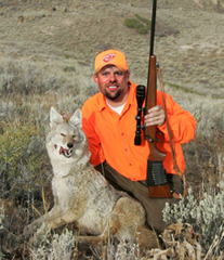 Homer the Coyote Hunter