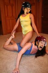 Crosby & Doan Faces Wrestle For It!