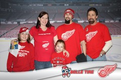 Red Wings Family For Life