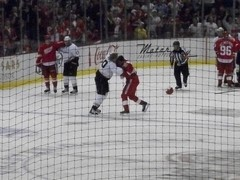 fight that resulted in Hank & Datsy's first time in the penalty box together