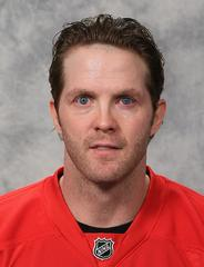 daniel cleary hockey headshot photo
