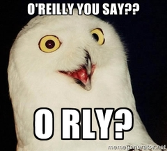 O'Reilly? O'Rly?