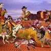 Navajo Battle