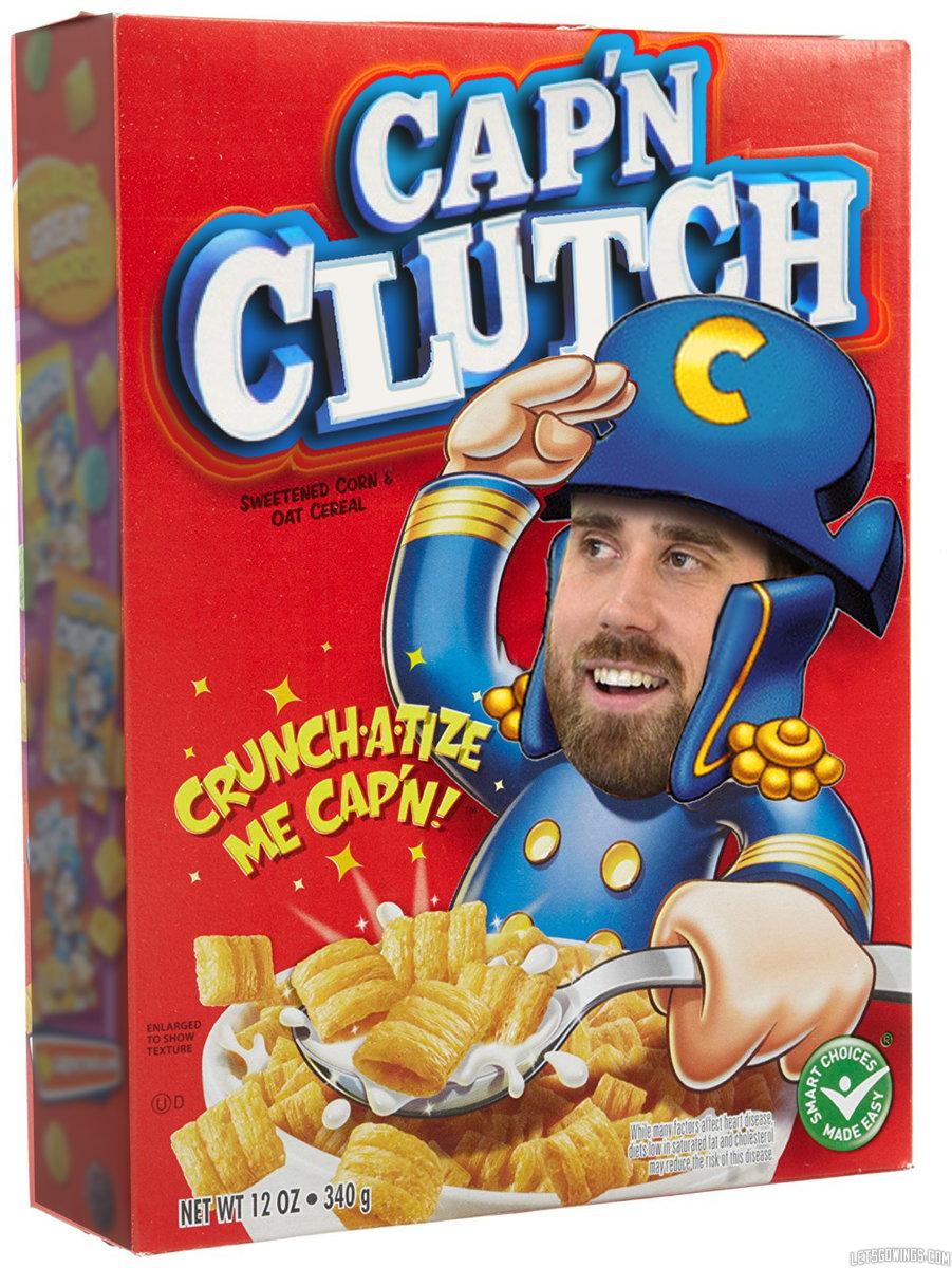 Cap'n Cluth