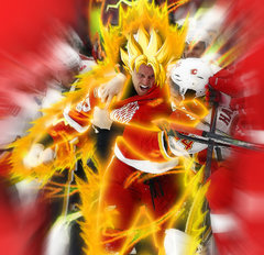 Mantha Super Saiyan