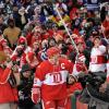 Bertuzzi being used on the Shoot-out - last post by Detroit # 1 Fan